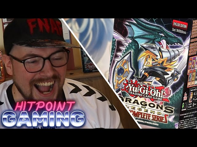 Opening - Yu-Gi-Oh: Dragons of Legend: The Complete Serie | HitPointGaming