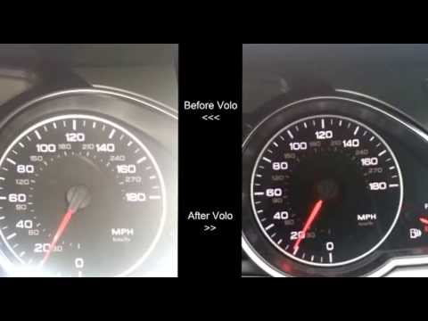 Audi A5 3.2 Volo Performance Tuner - Before and After