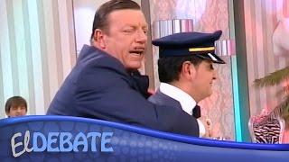Líneas Aéreas de Bajo Coste - Debate electoral   Los Morancos