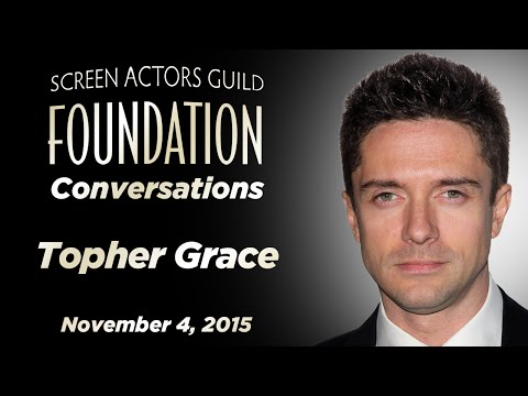Conversations with Topher Grace