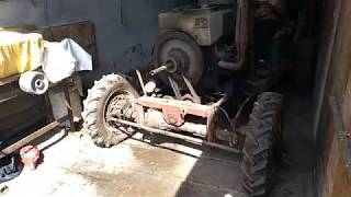 odpalanie silnika 1hc102 s231 po 10 latach cz. 3/4