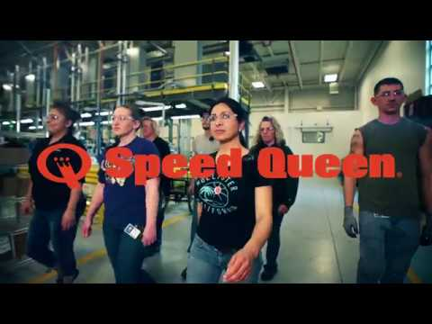 , SPEED QUEEN: CULT BRAND OF WASHING MACHINE IN THE UNITED STATES