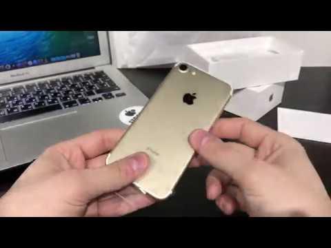 iPhone 7 брак дисплея - выдали НОВЫЙ телефон по гарантии