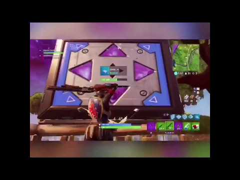 Fortnite Tutorial:Double Ramps-Double Walls (console)