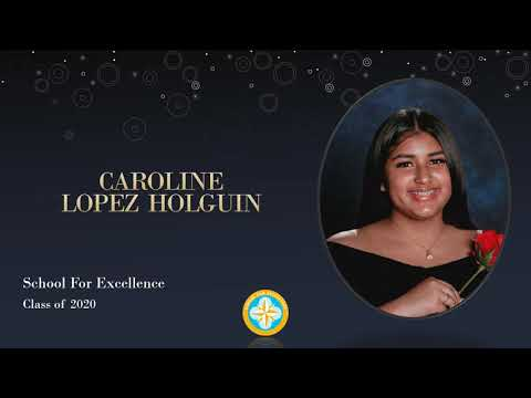 School For Excellence Graduation 2020
