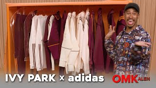 'OMKalen': Kalen Gets an Inside Look at Beyoncé's Ivy Park x adidas