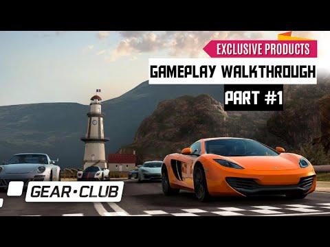 Gear Club | Первый запуск | Обзор