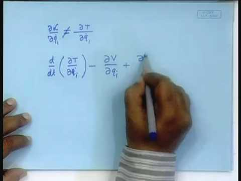 Lecture - 9 Application of the Hamiltonian Method