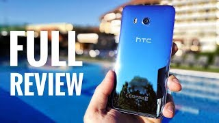 HTC U11 Review - The Best Smartphone of 2017 ?!