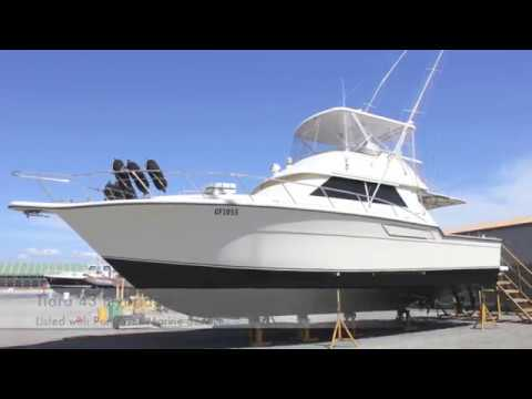 Tiara 43 Flybridge - Listed with Port River Marine Services