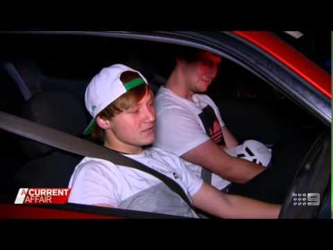 A Current Affair Hoon Patrol Brisbane