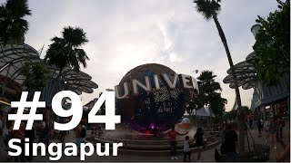 Das UNIVERSAL STUDIO in Singapur! || VLOG #94 || SINGAPUR