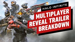 Halo Infinite Multiplayer Reveal: 11 Things You Might Have Missed
