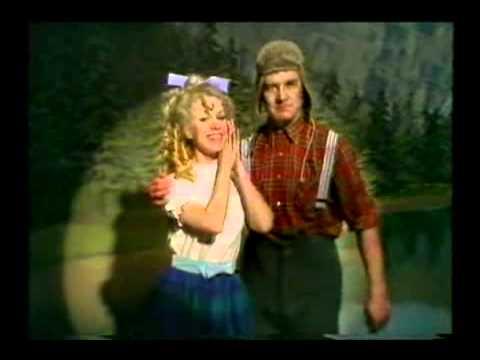 Monty Python Lumberjack Sketch