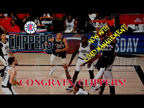 Congrats, Clippers! (2020)
