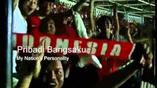 Indonesian Patriotic Song-Mars Pancasila/Garuda Pancasila [With English Subtitle!]