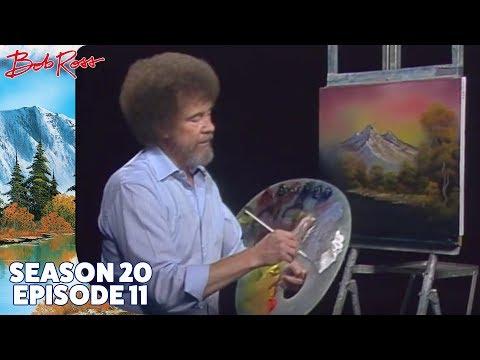 Bob Ross - Change of Seasons (Season 20 Episode 11)