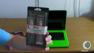 Sony Vaio VPCCA1S1E SSD & Ram Upgrade Guide