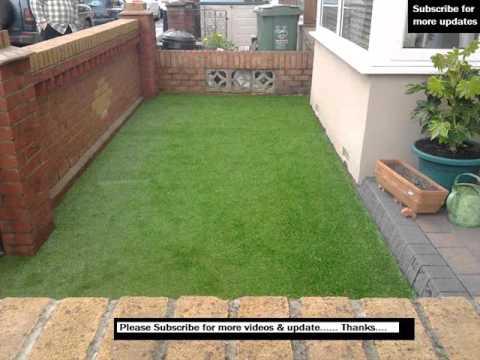 Perfect Artificial Grass Garden | Artificial Turf Lawns Collection