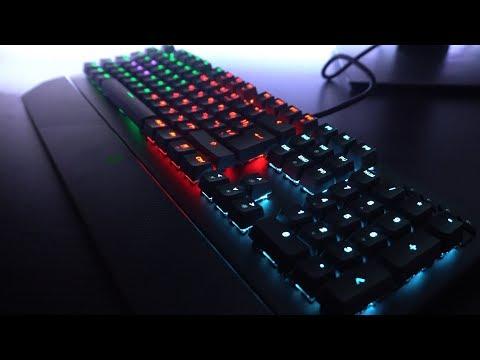 HP Pavilion Gaming 800 - Обзор игровой клавиатуры
