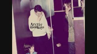 Arctic Monkeys - Cornerstone - Humbug