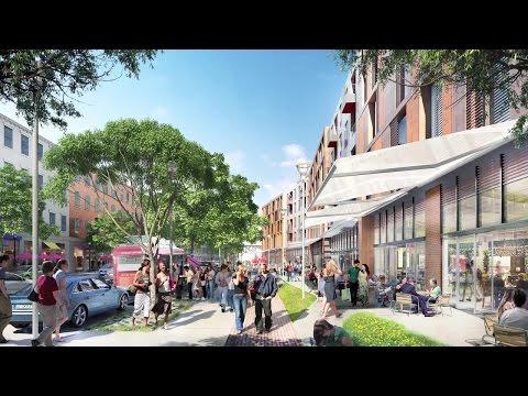 Plans Announced For Downtown Cleveland Parking Lot Development