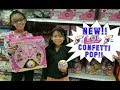 NEW LOL SURPRISE CONFETTI POP SERIES 3- OPENING LOL BIG SISTERS DOLLS TOY HUNTING