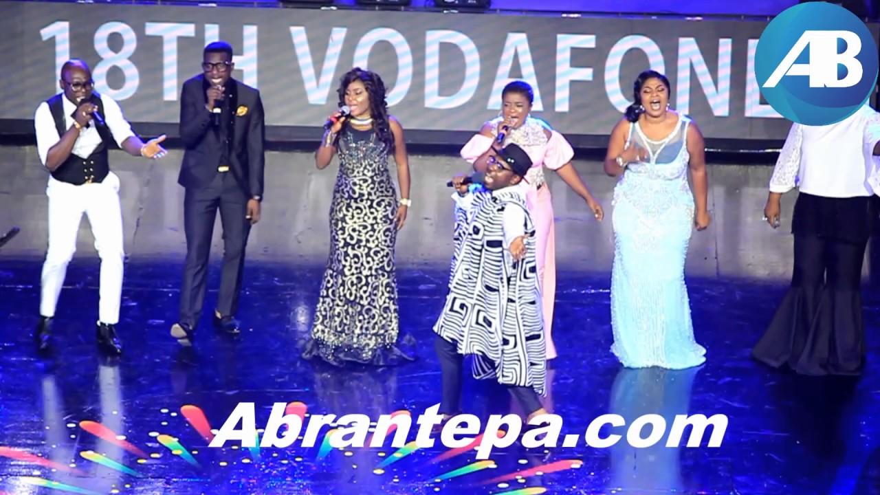 ghana gospel allstars waseda nie