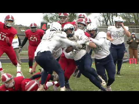 Game Summary: Prep Football Playoffs: St. Francis at Coon Rapids 10.28.17