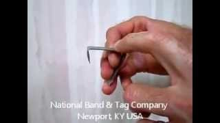 Metal Cattle Ear Tags - National Band and Tag Company
