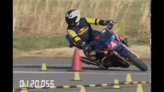 MotoGymkhana Kawasaki ZRX1200R