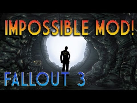 MOD HELL! Fallout 3 With Mods - Part 37