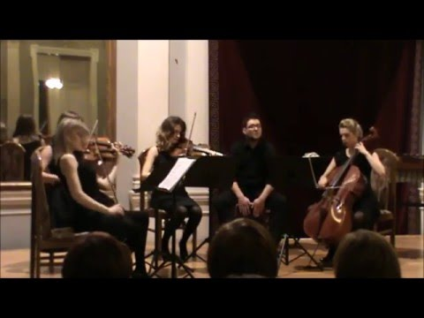 Corda Quartet & Tomasz Bielecki - Caixa De Dolcos (Chiel Meijering)