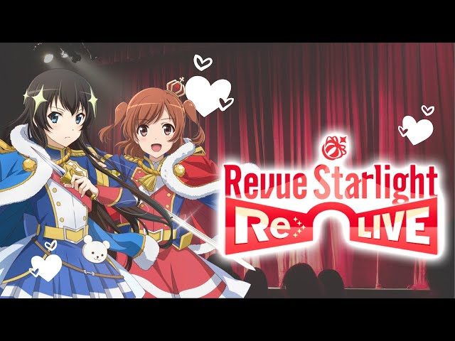 [Games] Revue Starlight Re:Live - Hello Halloween Gatcha - 12,000 Star Gems!