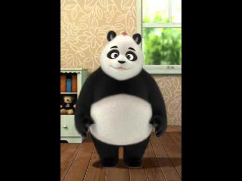 panda glühwein