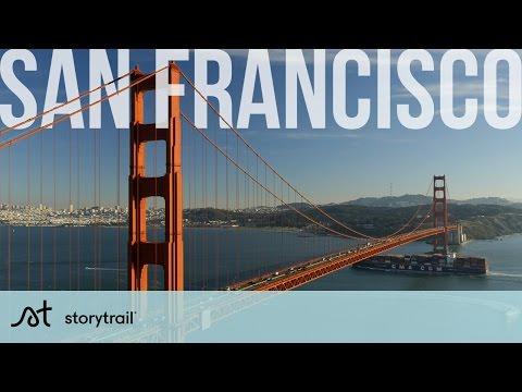 Storytrail ✈ San Francisco: Trailer