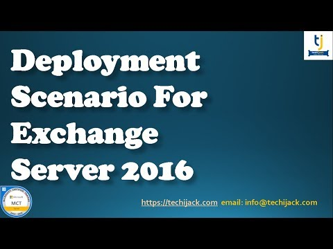Microsoft Exchange Server 2016 Training Videos - YouTube