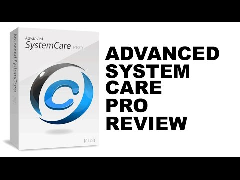 IObit Advanced SystemCare 9 Pro Review