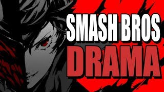 The Joker DRAMA In The Smash Bros Community