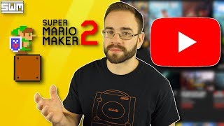 BIG Super Mario Maker 2 DLC Announced And YouTube's Policy Change For Gaming | News Wave