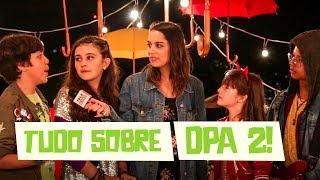 DETETIVES DO PRÉDIO AZUL 2: POR DENTRO DA GRAVAÇÃO - A Boa do Final de Semana
