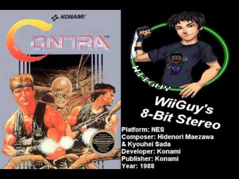 Contra (NES) Soundtrack - 8BitStereo