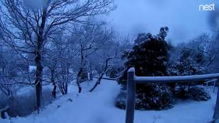 2018.3.13 Montauk snow timelapse