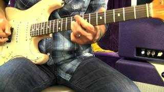 Jimi Hendrix - Voodoo Child Slight Return - Guitar Lesson
