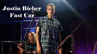 "Justin Bieber - ""Fast Car"" Tracy Chapman (Audio)"