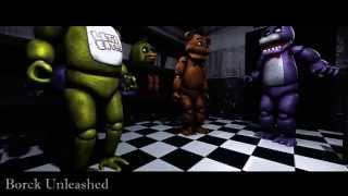 - Песня 5 ночей с Фредди 2 Анимация