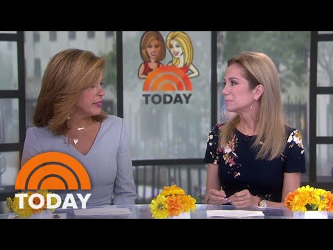 Kathie Lee Gifford And Hoda Kotb Look Back On 9/11 | TODAY