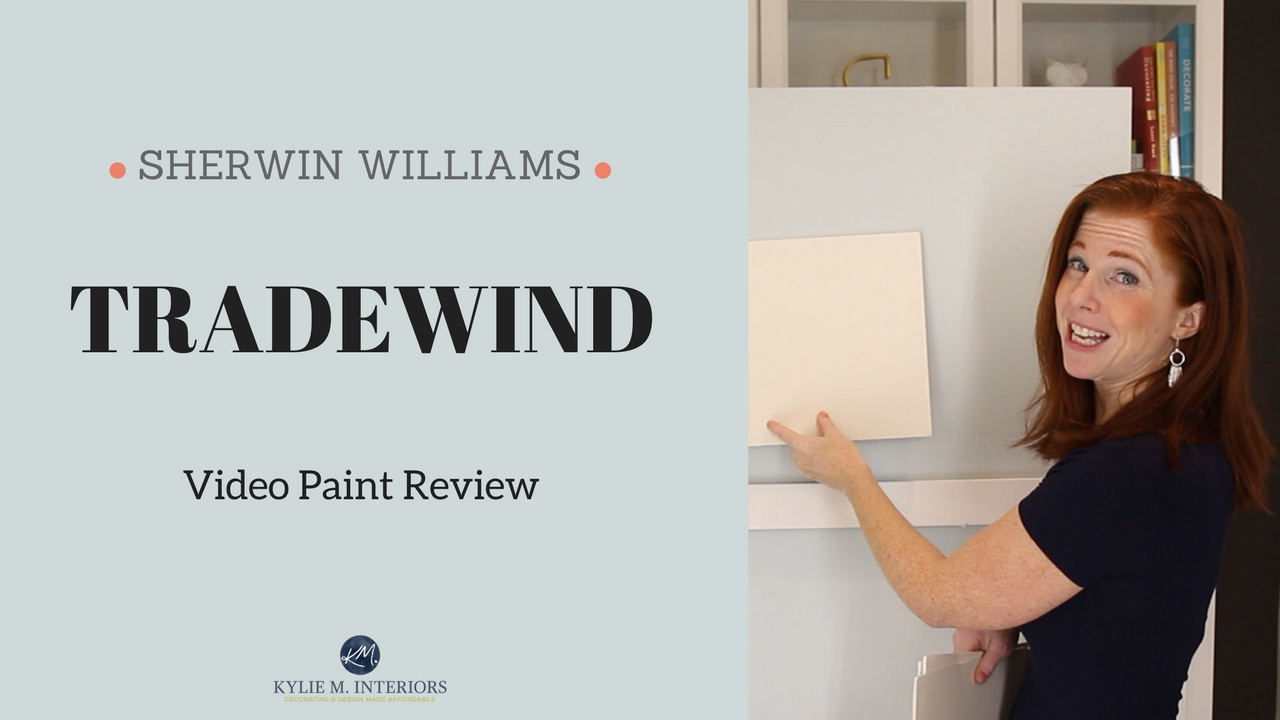 Colour Review: Sherwin Williams Tradewind   Kylie M Interiors