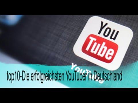 Erfolgreichste Youtuber Deutschlands