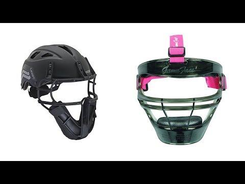 The Best Softball Safety Masks : Top 5 Softball Safety Masks Reviews